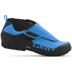 Giro Terraduro Mid Shoes Men blue jewel